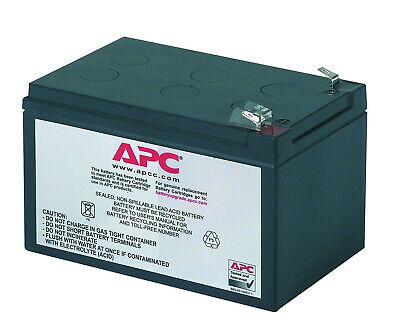 APC RBC4 Replacement Lead Aicd Sealed Battery Cartridge UPC Spare Repair Part