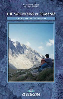 The Mountains of Romania by James Roberts Paperback Book (English)