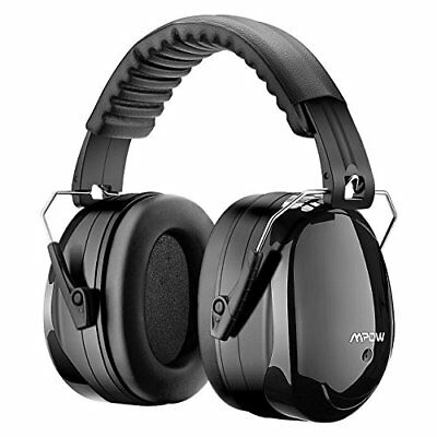 Mpow Ear Defenders, Fits Adults and Kids, 34dB SNR Comfortable Safety Ear...