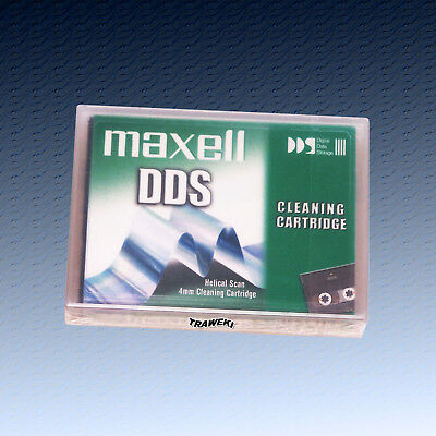 Maxell DAT/DDS 4 mm Cleaning Cartridge, NEU & OVP