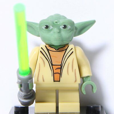 Star Wars YODA Minifigures Fits Lego Building Toy Minifigs