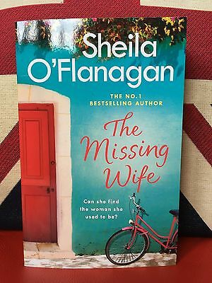 The Missing Wife by Sheila O'Flanagan (Paperback 2017)