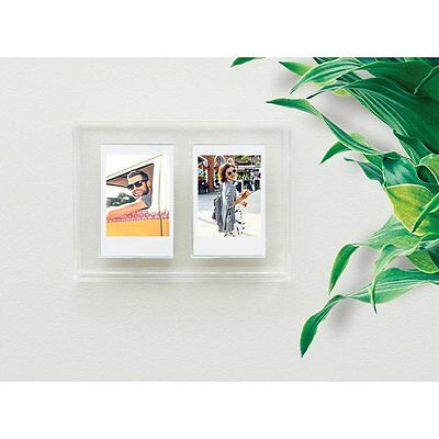 Floating Photos Twin Frame for Polaroid Instax Images
