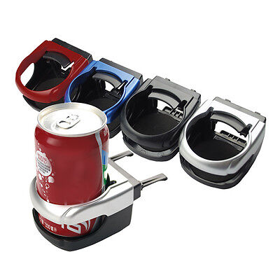 Auto Car Air Vent Bottle Can Coffee Drinking Cup Holder Bracket Mount Tray OSK