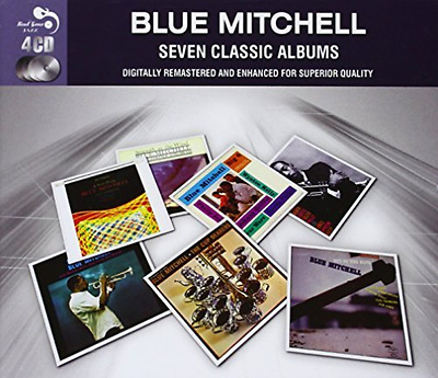 Blue Mitchell-Classic Albums  CD NEW