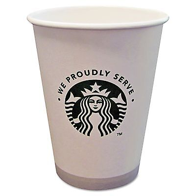 Starbucks 12 Oz Hot Cups (Pack of 1000)