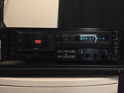 Nakamichi 680 Discrete Head Tape Deck (used-very slight cosmetic damage on top)