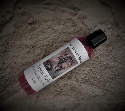 SUGAR BABE Potion Body Wash, Shower Gel, Ritual Wash Wicca Witchcraft Spell 4 oz