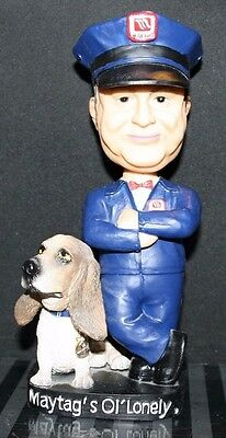 "Maytag's Ol' Lonely w/ ""Brown"" Dog Bobblehead (out of box)"