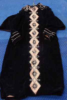 Odd Fellows Outside Conductor Robe--RARE-IOOF FRATERNAL COSTUMES Renaissance