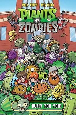 Plants vs. Zombies: Bully for You by Paul Tobin (English) Hardcover Book