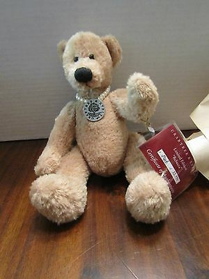 Crabtree & Evelyn Bear Limited Edition REBECCA with COA attached #5416 of 22,356
