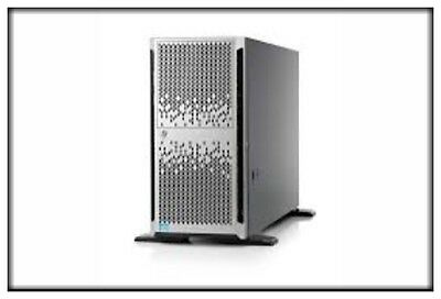 HPE ProLiant ML350e Gen8 Xeon E5-2407 2.2Ghz Quad-Core Tower Server !Brand New!