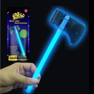 Halloween Glow Axe Trident Assorted Colour for Kids Fancy Dress Accessories