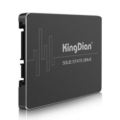 KingDian S180 Solid State Drive SSD 2.5'' SATA3 2-CH for Computer Hardware 60GB