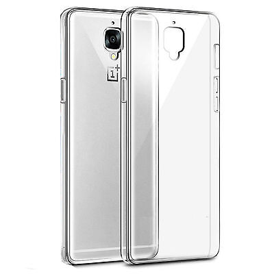 Transparent Thin Tpu Gel Case Cover For OnePlus 3 - 3T 5,5""