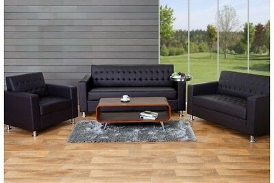 Eurotrading garnitur 3 2 1 harry3 braun stoff sofa for Wohnlandschaft 400 euro