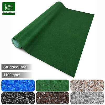 Artificial Grass Matting Astro Turf Outdoor Carpet Floor Garden Lawn Flooring