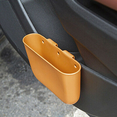 Creative Garbage Bucket for Automobile Articles Auto Car Seat Gap Pocket