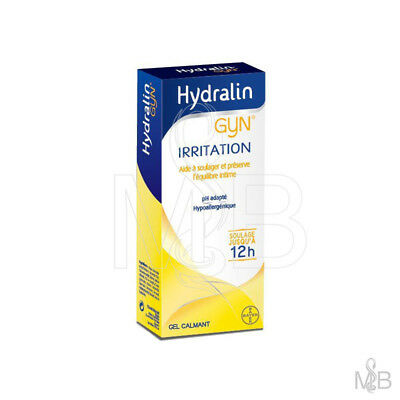Hydralin - GYN Gel Calmant - 200ml