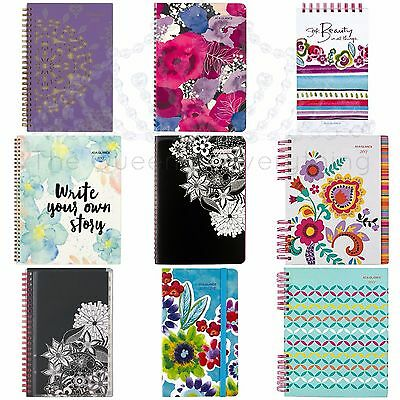 AT-A-GLANCE 2017 5-1/2 x 8-1/2 Various Weekly Monthly Planner Appointment Book