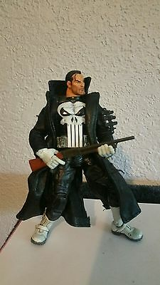 "6"" Marvel Legends Punisher Action Figure  Toy Biz 2003 *loose, Read Description"