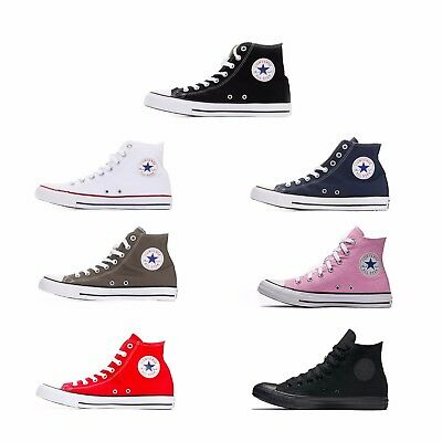 Converse Chuck Taylor All Star Hi High Top Shoe Men Women Unisex Canvas