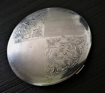 Sterling silver compact from Birks,  99g!