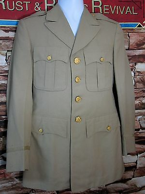 WWII Army Air Force Officers Uniform Military HART SCHAFFNER MARX Jacket Pants