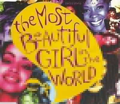 Prince- the most beautiful girl in the world -  CD NEW
