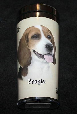 Beagle Dog Stainless Steel Insulated Travel Tumbler Thermos
