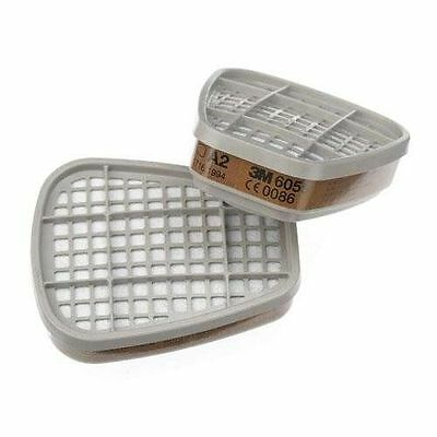 3M 6055 A2 Organic Vapour Filters / 6000 SERIES