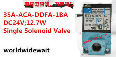 MAC Solenoid Valve 35A-ACA-DDFA-1BA DC24V 12.7W For Marking Machine