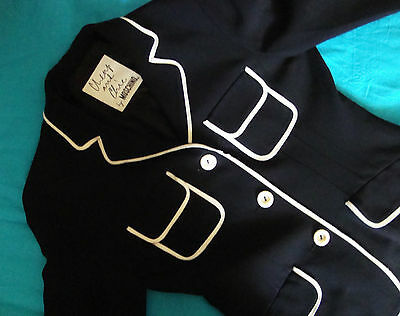 JACKET  woman vintage  MOSCHINO CHEAP and CHIC TG.44 circa S-M   Rare