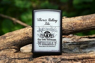 Zippo Lighter - There's Nothing Like Jack Daniels Old Time Tennessee Whiskey