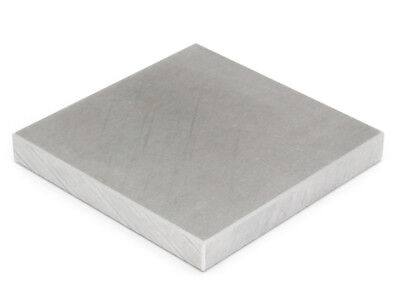 Aluminium Plates 10mm, 100mm wide, Chamfered (29,00 eur. / M+ 2,00 Working)