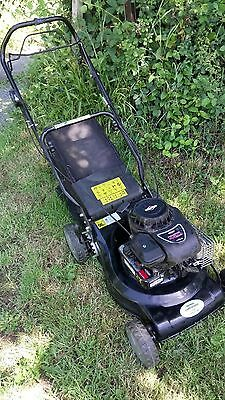 briggs stratton 450 series self propelled mower. Black Bedroom Furniture Sets. Home Design Ideas