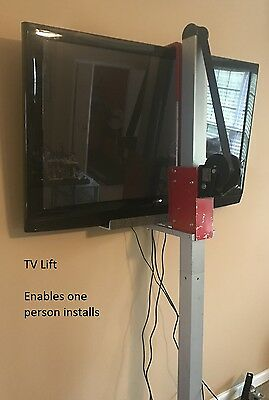 TV mounting business - 250 mounts, TV lift, tools and accessories