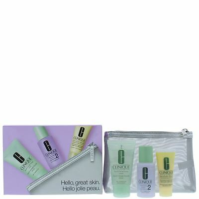 Clinique Hello, Great Skin Gift Set Skin Care - Dry Combination