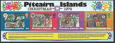 Pitcairn Islands Sgms204 1979 Christistmas Mnh