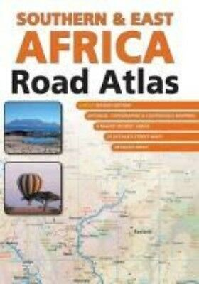 Southern & East Africa Road Atlas by Paperback Book