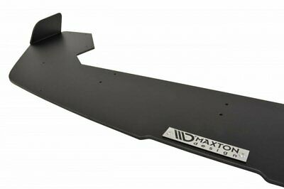 Racing Cup Spoilerlippe Front Diffusor Spoiler Splitter FORD FIESTA MK7 ST Wings