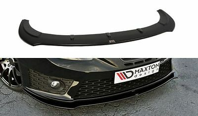 Cup Spoilerlippe Front Diffusor Carbon SEAT LEON MK2 CUPRA FR Facelift