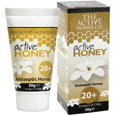 Lifeplan Antiseptic Honey Active 20+ 30g tube