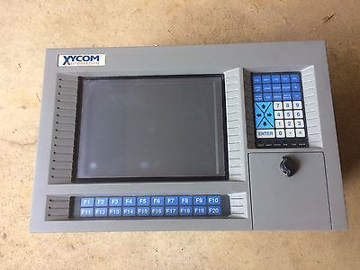 Xycom Operator Interface Touch Panel 9487 9487-47C2319011000 9487-47C2319011-000