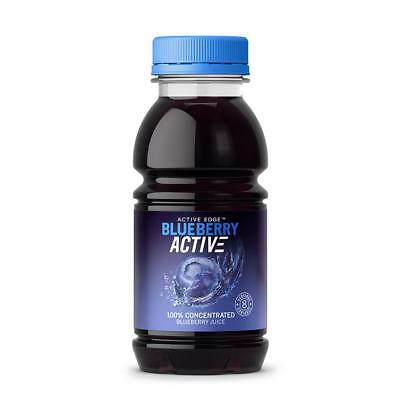 Blueberry Active - Concentrated Juice - 237ml - BlueberryActive Fruit Drink