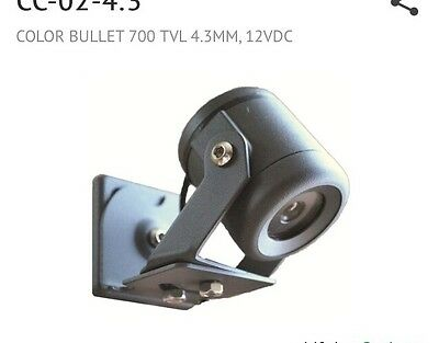 Opticom Industrial CC02 Security Camera