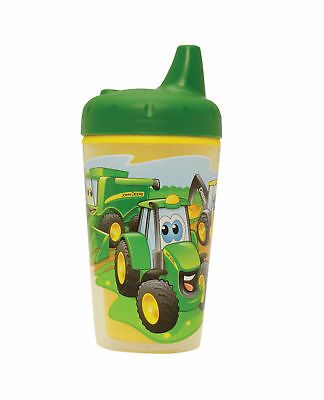 John Deere Insulated Sippy Cup with One Piece Lid - 9 oz
