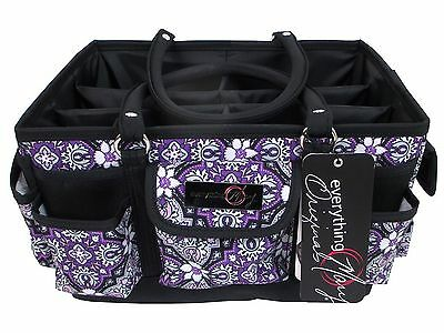 Everything Mary Deluxe Store & Tote Purple/Multi
