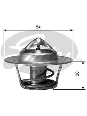 Gates Thermostat + Gaskets & Seals (TH00188G1)
